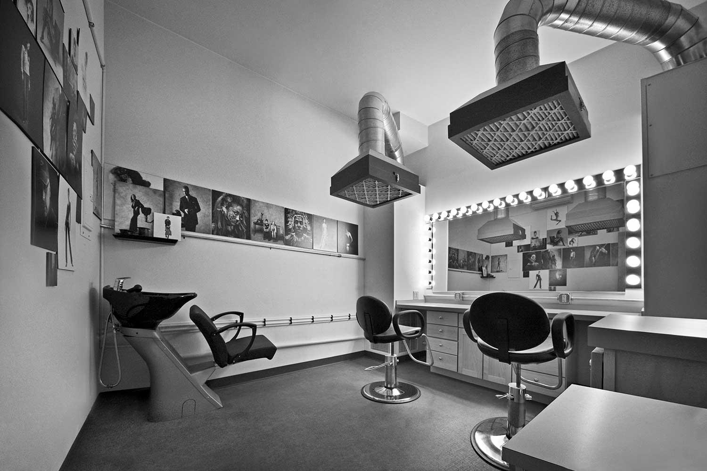 Makeup-Room